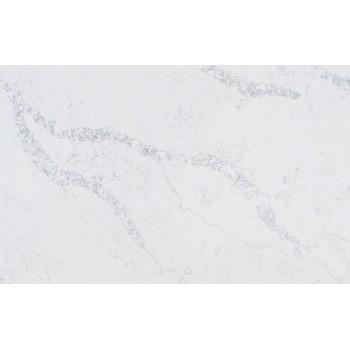 Образец искусственного камня от производителя Avant коллекции 9100 Статуарио Лилль (теплый оттенок)..