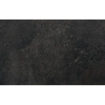 Образец керамогранита от производителя Laminam коллекции Ossido Nero 12,5 мм..