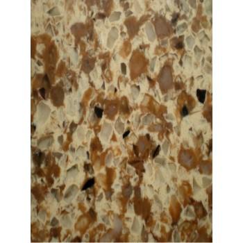 Образец искусственного камня от производителя Reston Quartz коллекции ART01..