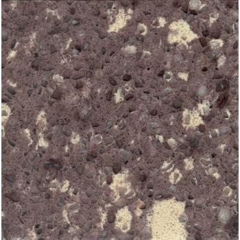 Образец искусственного камня от производителя Аtem коллекции Atem_quartz_Cacao_0015..