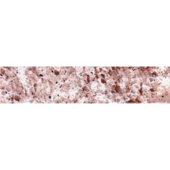 Образец искусственного камня от производителя Аtem коллекции Atem_quartz_Terra_Red_005-1024x224..