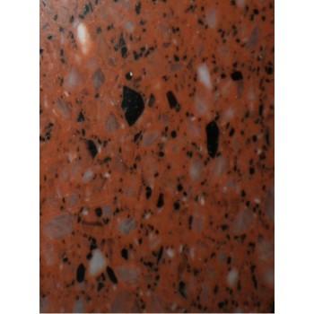 Образец искусственного камня от производителя Reston Quartz коллекции OTR530..