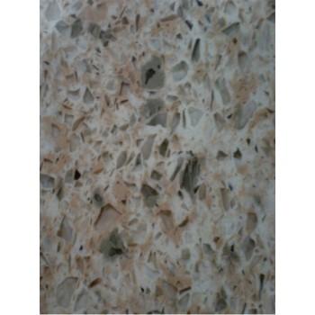 Образец искусственного камня от производителя Reston Quartz коллекции VM-5111..