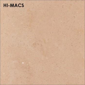 Образец искусственного камня от производителя LG HI-MACS Marmo коллекцияM102 VENICE..