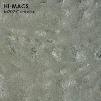 Образец искусственного камня от производителя LG HI-MACS Marmo коллекцияM202 CANOSSA..