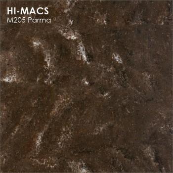 Образец искусственного камня от производителя LG HI-MACS Marmo коллекцияM205 PARMA..