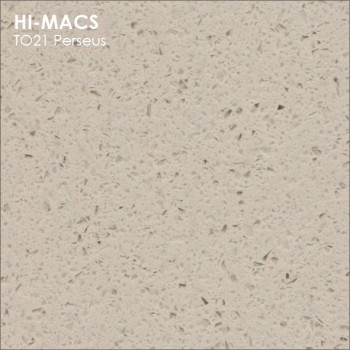 Образец искусственного камня от производителя LG HI-MACS Volcanics коллекцияT021 PERSEUS..