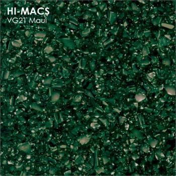 Образец искусственного камня от производителя LG HI-MACS Volcanics коллекцияVG21 MAUI..