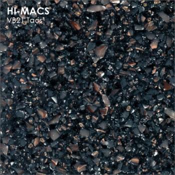 Образец искусственного камня от производителя LG HI-MACS Volcanics коллекцияVB21 TAOS..