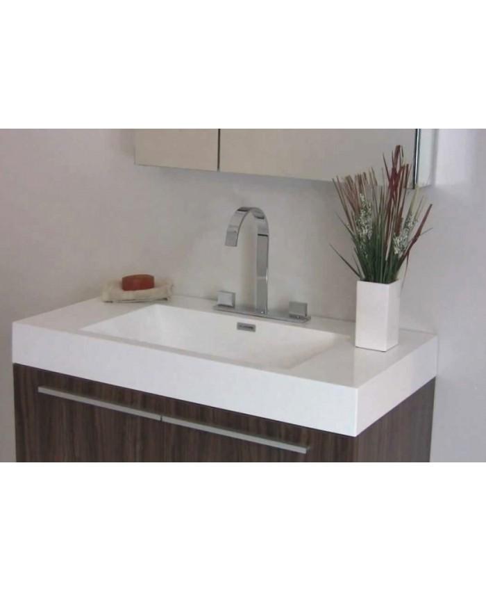 Рукомойник из акрила белого цвета Tristone для кухни