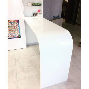 Барная стойка для домашнего использования - дополнит Ваш дизайнИспользование искусственного камня де..