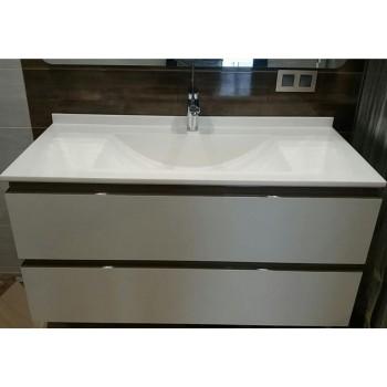 Умывальники из искусственного камня - прекрасное дополнение для любой ванной комнаты.С такой раковин..